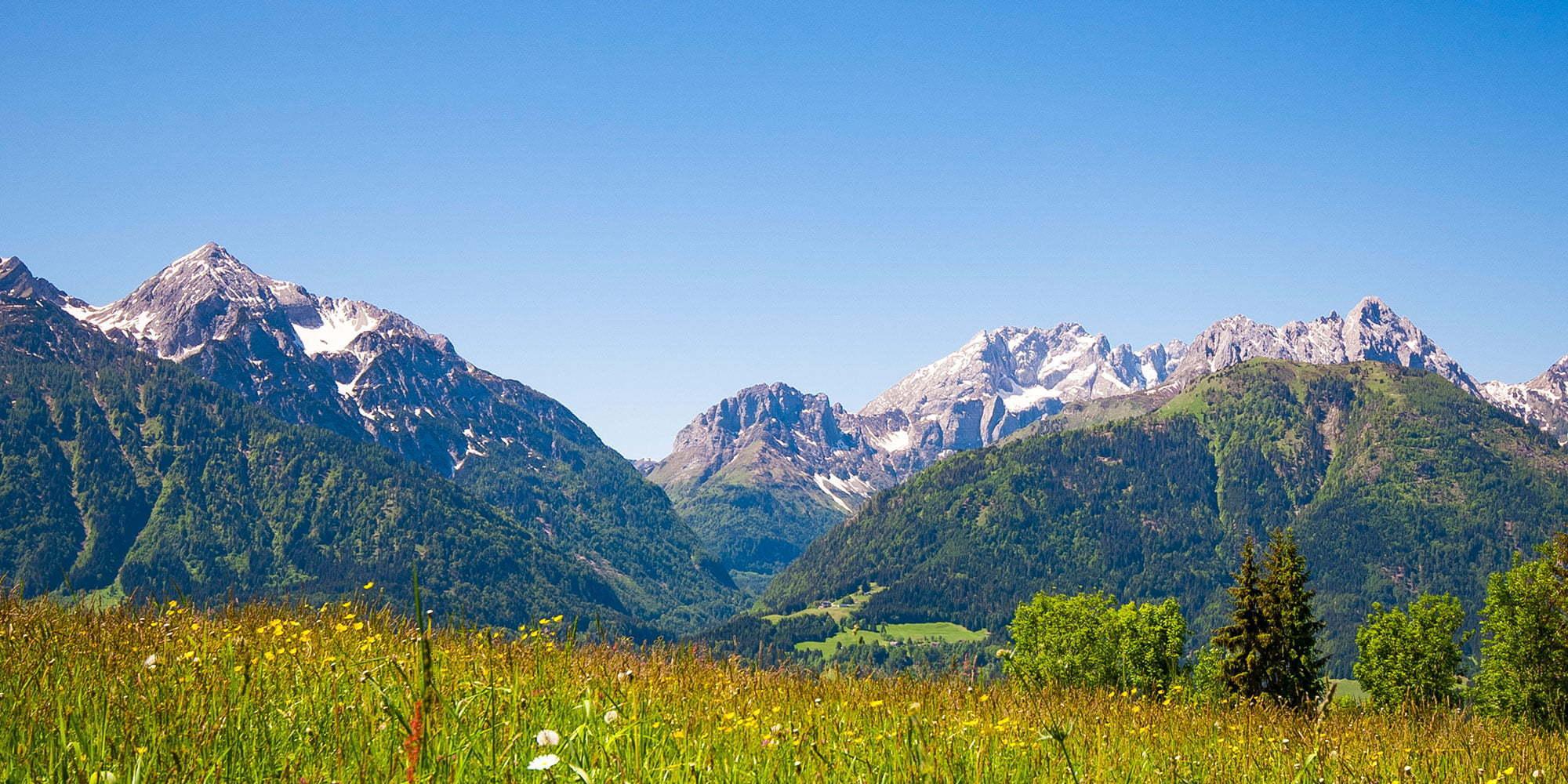 Ökostrom aus Österreich